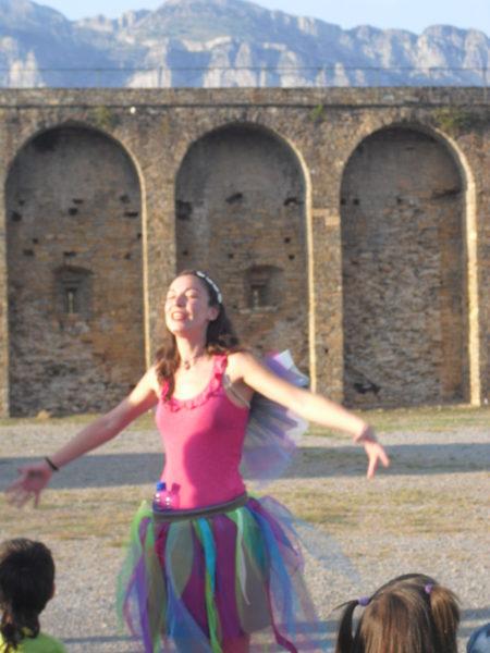 Ainsa, Castillo de Ainsa