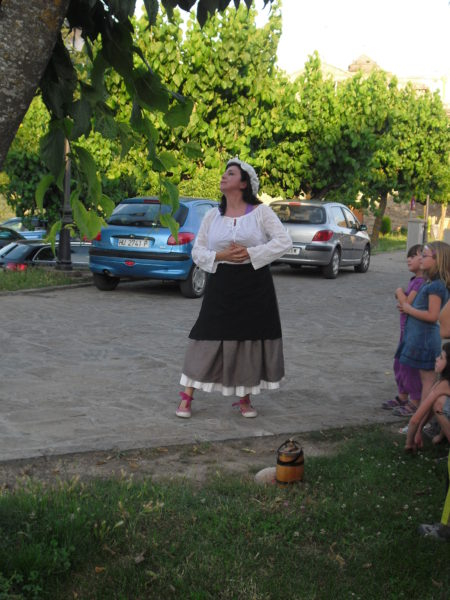 Ainsa, Jardines del Castillo