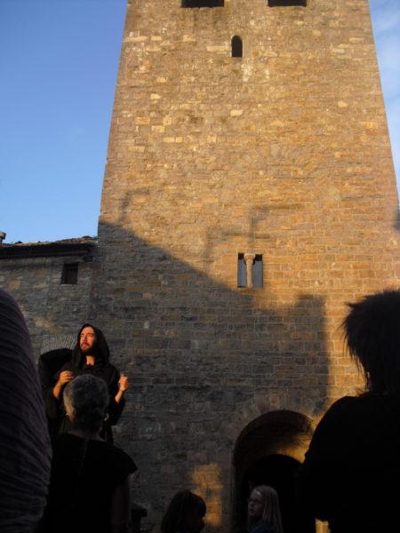 Ainsa, Torre de la Iglesia