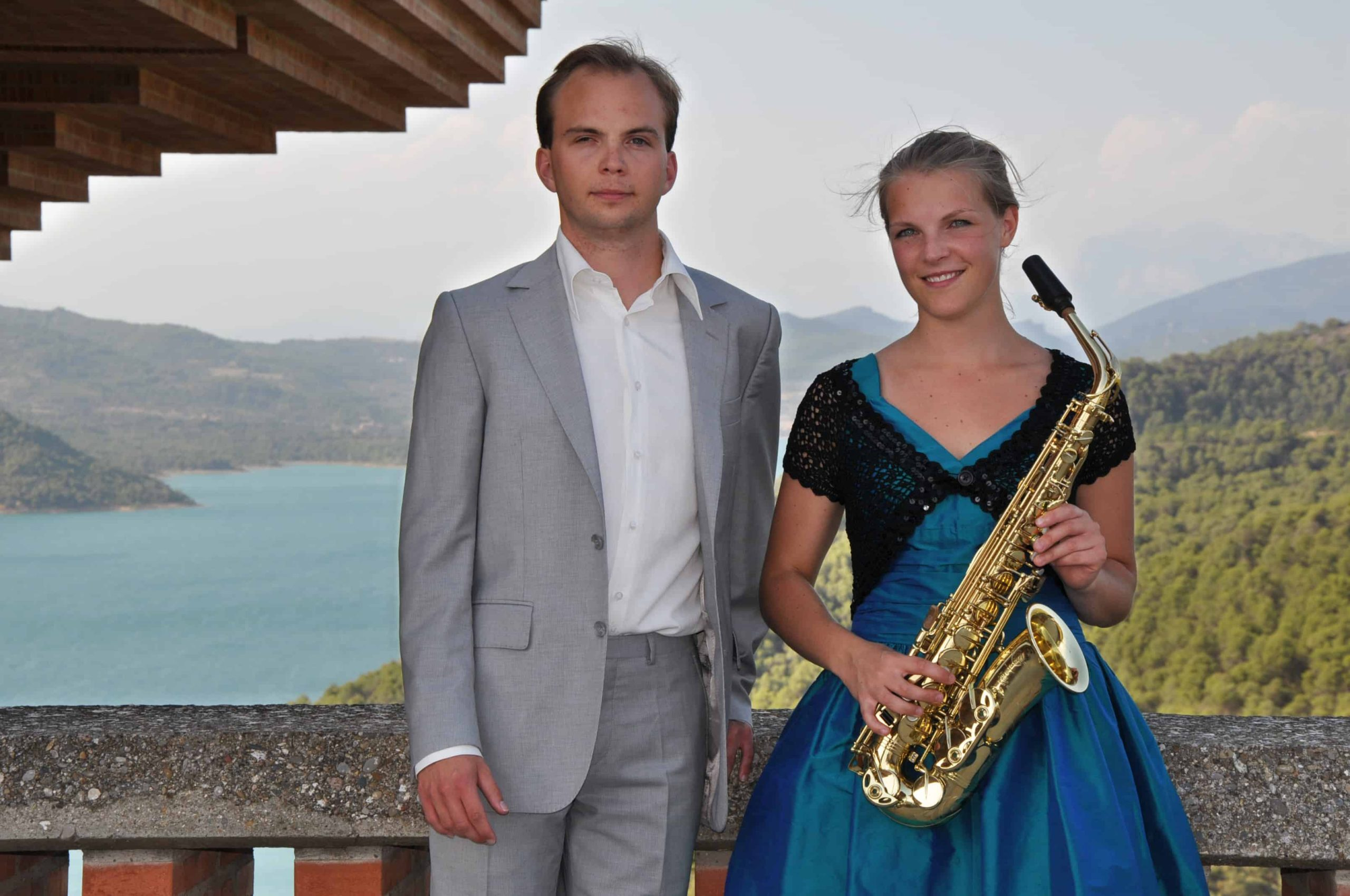 Actuación de Linn Persson y Simon Törnqvist en Torreciudad.jpg